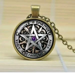 Wiccan PROTECTION CHARM